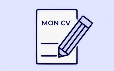 Comment faire un premier CV ?